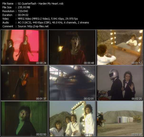 Quarterflash music video Publish2