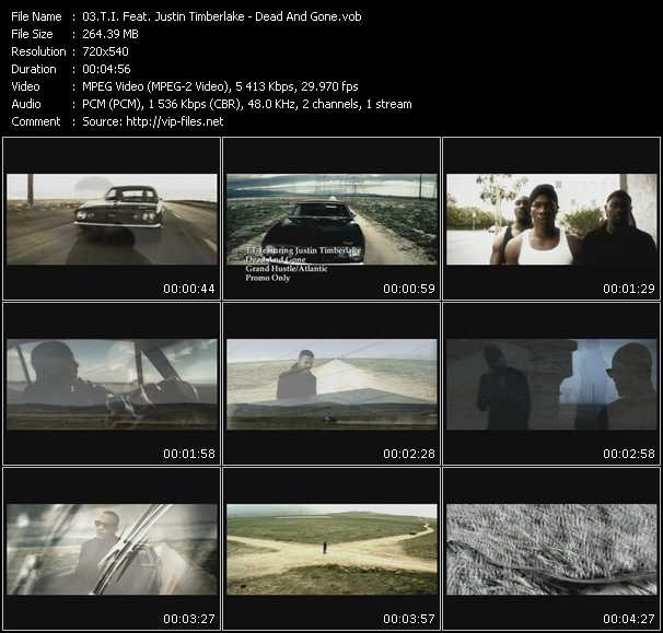 T.I. Feat. Justin Timberlake music video Publish2