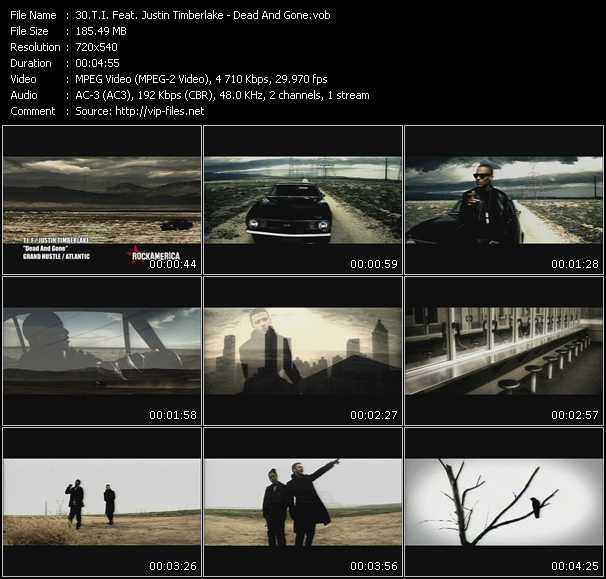 T.I. Feat. Justin Timberlake music video Publish2