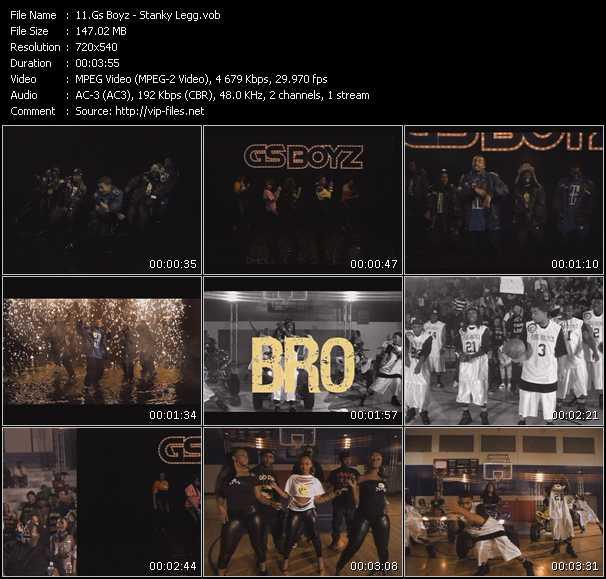 GS Boyz (G-Spot Boyz) music video Publish2
