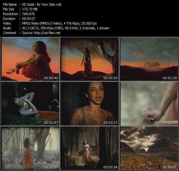 Sade video - By Your Side