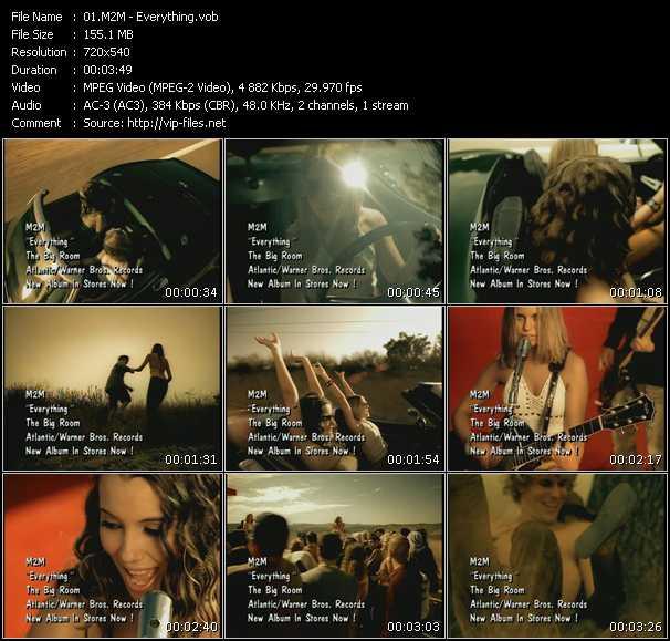 M2M music video Publish2