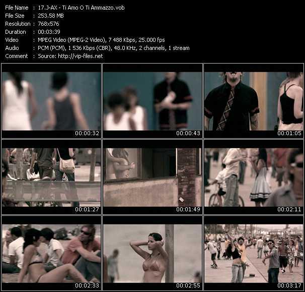 J And Styles video - Ti Amo O Ti Ammazzo