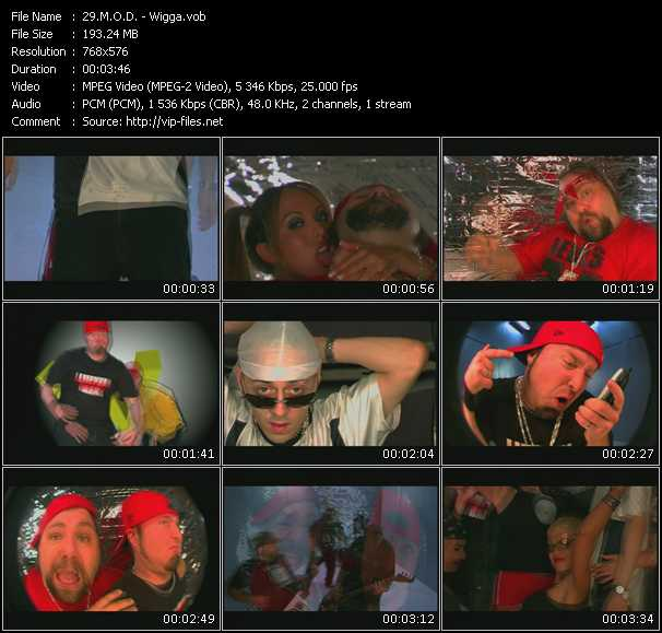 M.O.D. music video Publish2