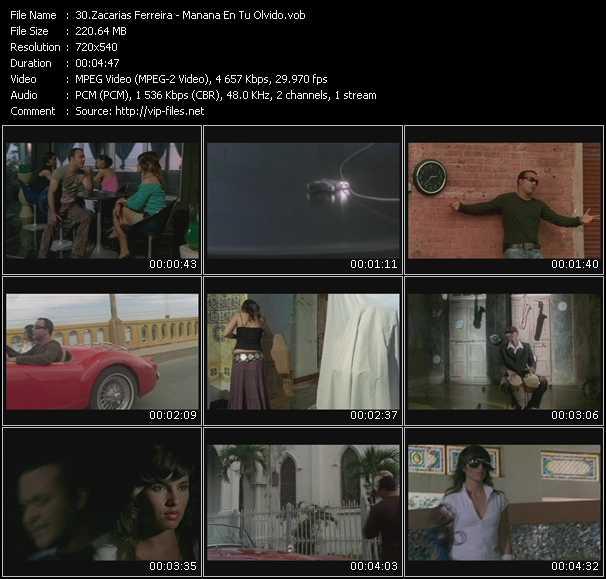 Zacarias Ferreira music video Publish2