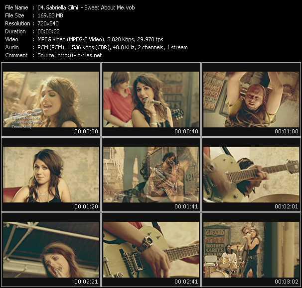 Gabriella Cilmi music video Publish2