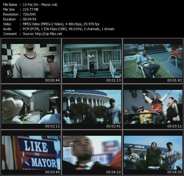 Pac Div music video Publish2