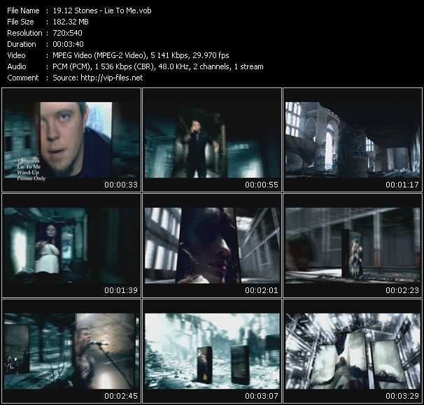 12 Stones music video Publish2