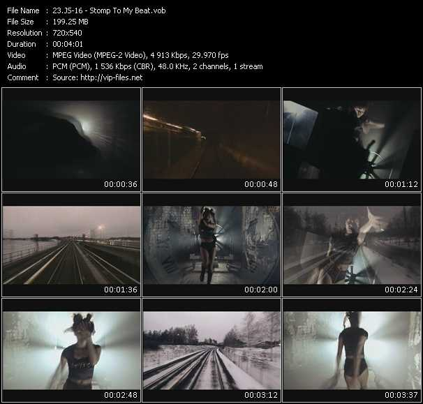 JS-16 music video Publish2