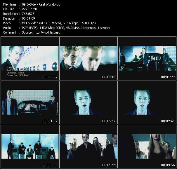 D-Side music video Publish2