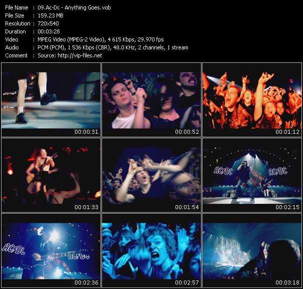 Ac-Dc music video Publish2