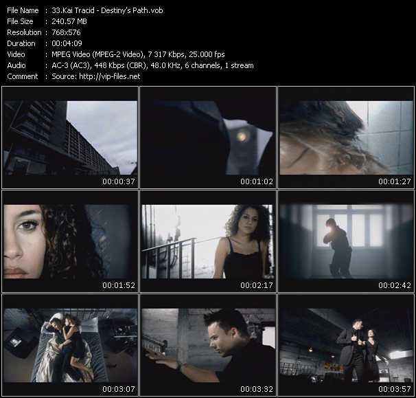 Kai Tracid video - Destiny's Path