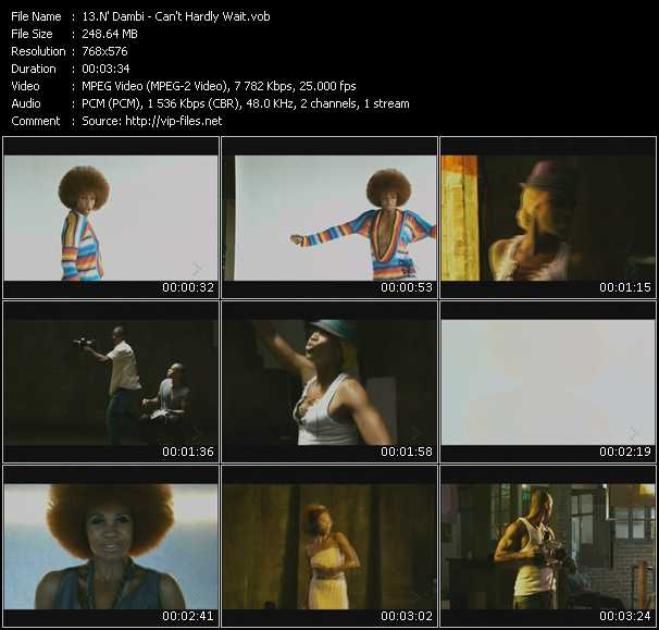N'Dambi music video Publish2