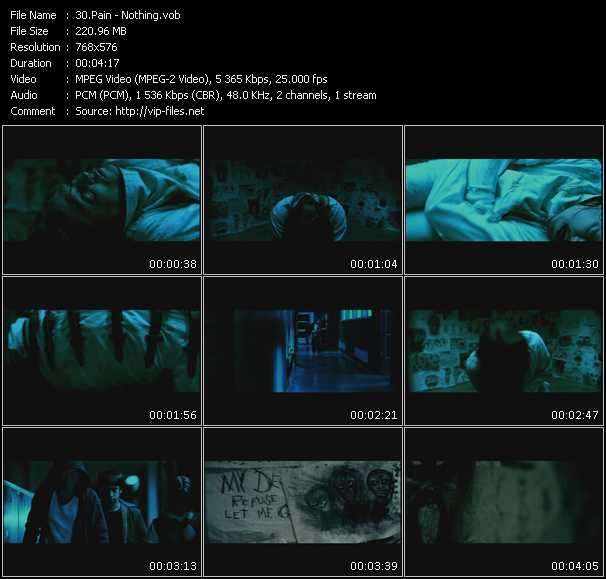 Pain music video Publish2