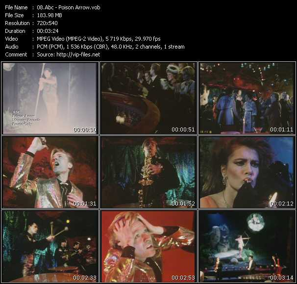 Abc video - Poison Arrow