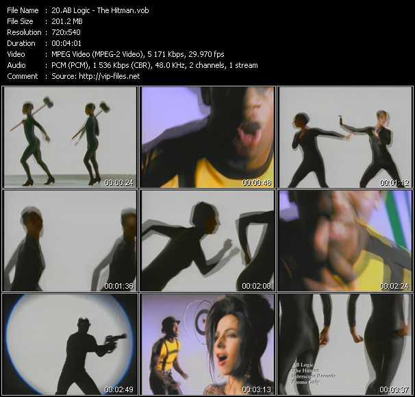Ab Logic video - The Hitman