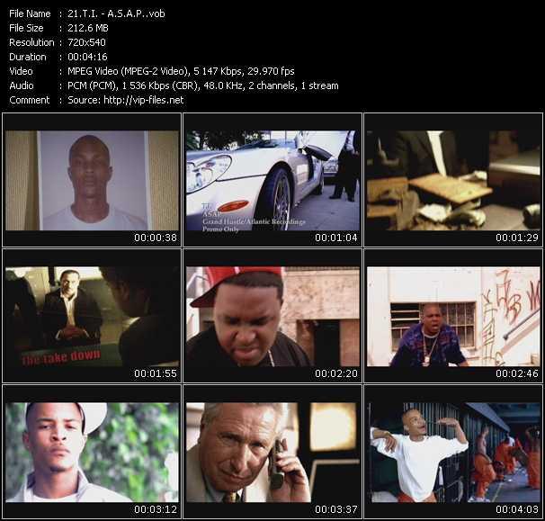 T.I. video - A.S.A.P.