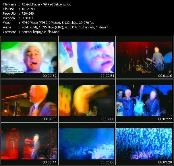 Goldfinger 99 Red Balloons VOB File