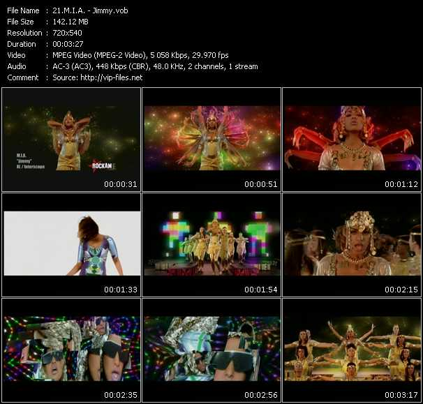 M.I.A. music video Publish2