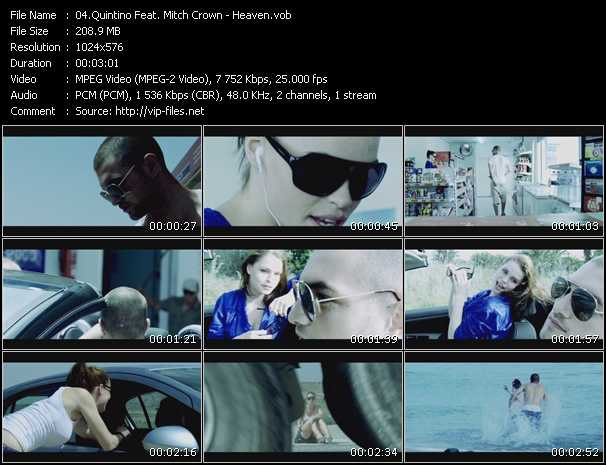Quintino Feat. Mitch Crown music video Publish2