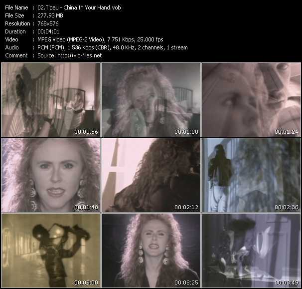 T'Pau music video Publish2