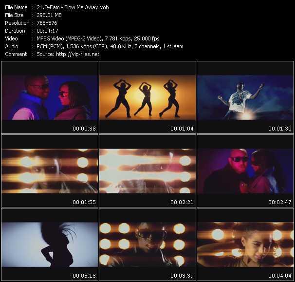 D-Fam music video Publish2