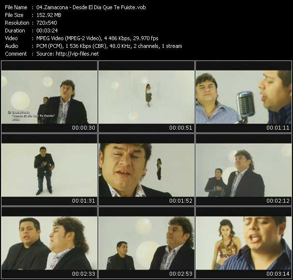 Zamacona music video Publish2