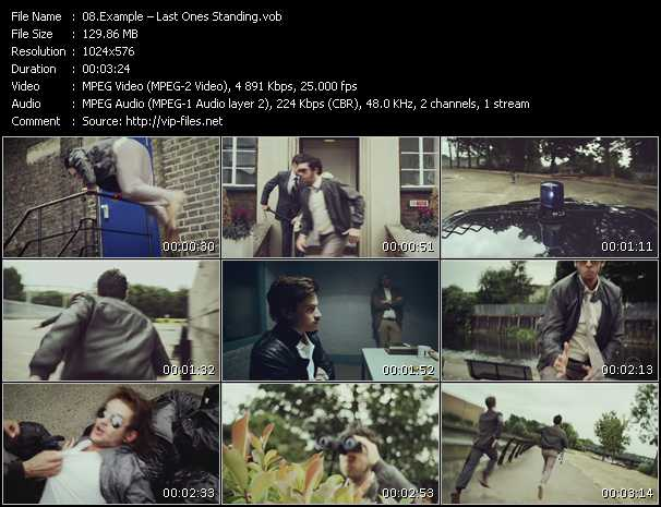 Example video - Last Ones Standing