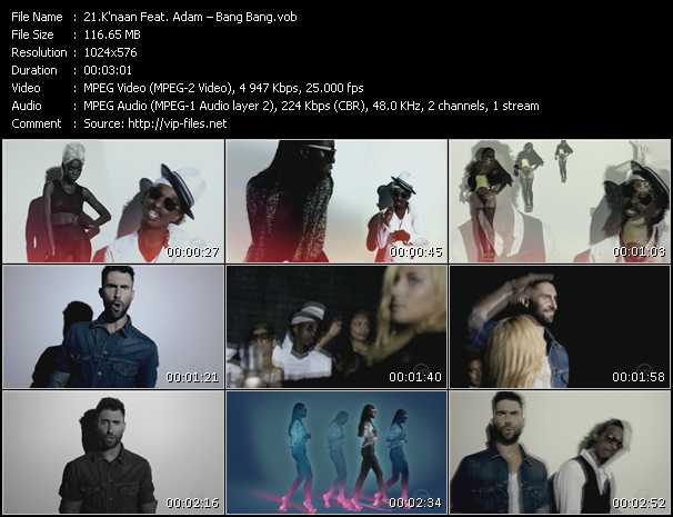 K'naan Feat. Adam music video Publish2