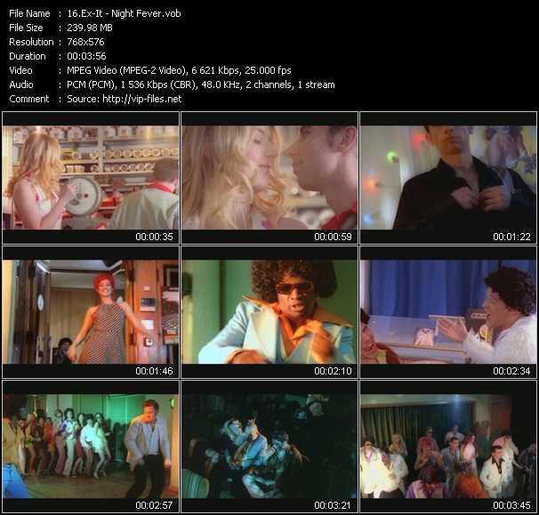 Ex-It video - Night Fever