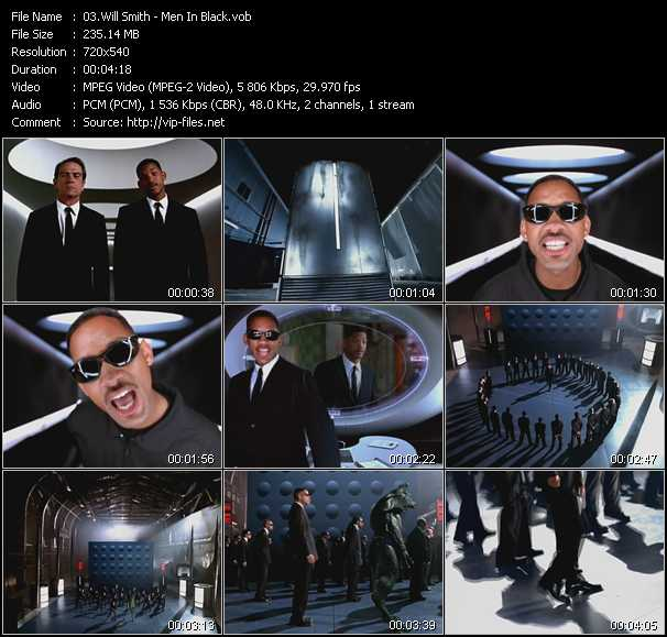 Will Smith Men In Black Vob File