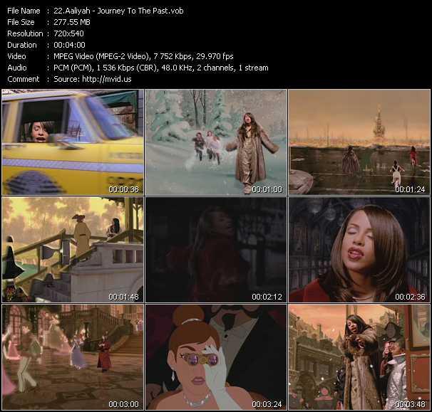 Aaliyah music video Florenfile