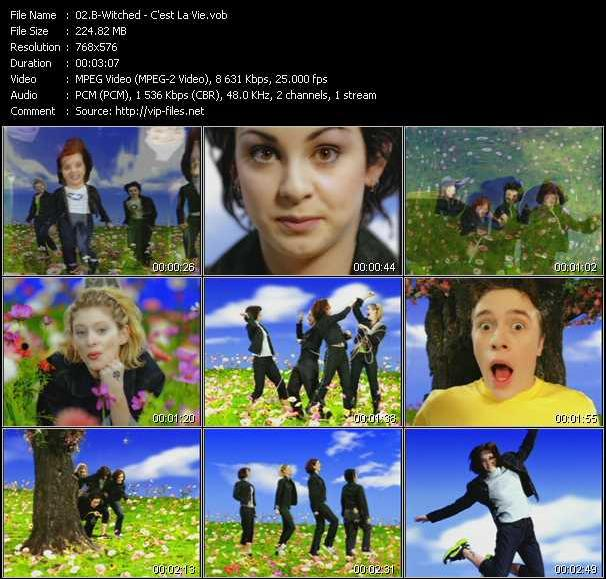 B-Witched music video Publish2