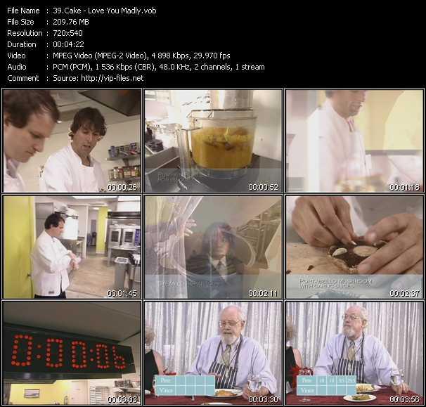 Cake music video Publish2
