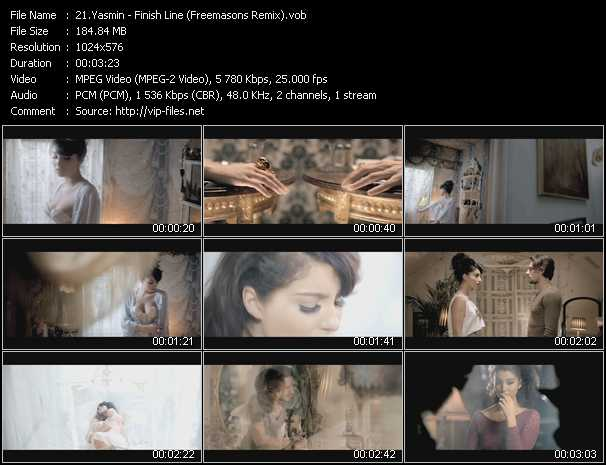 Yasmin music video Publish2