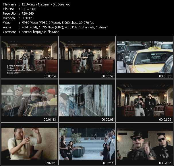 J-King And Maximan music video Publish2