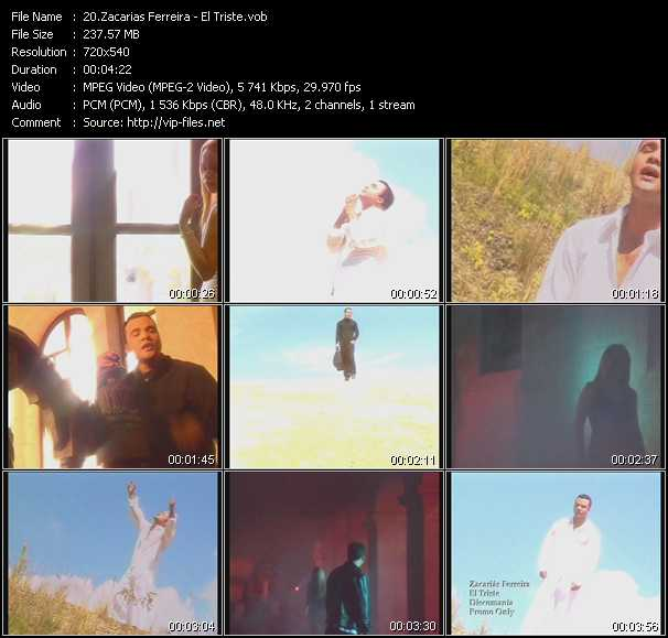 Zacarias Ferreira music video Publish2