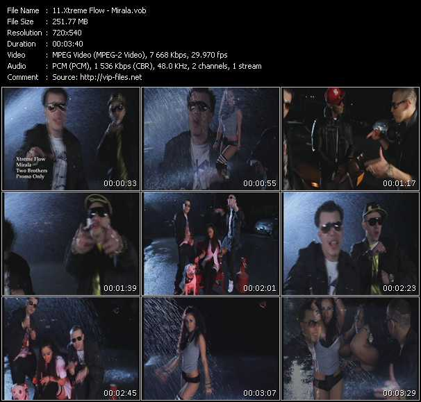 Xtreme Flow music video Publish2