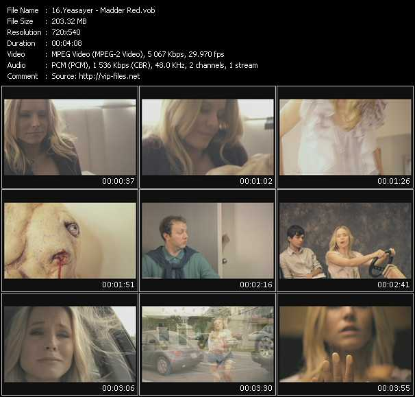 Yeasayer music video Publish2