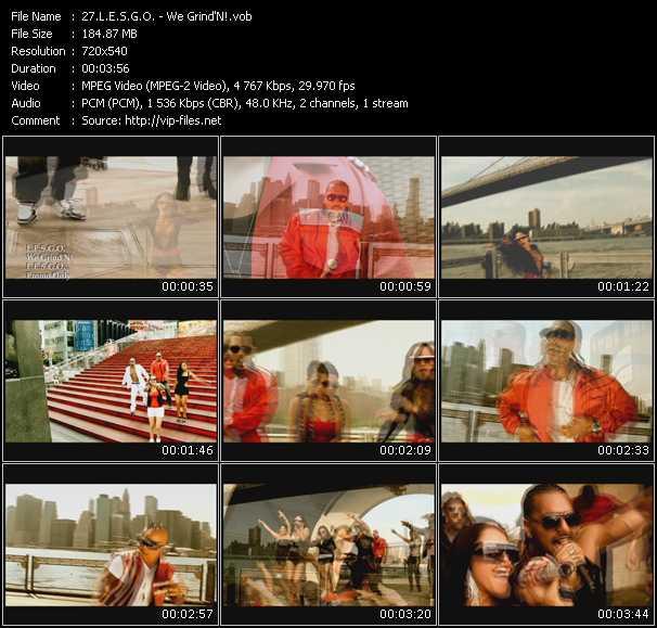 L.E.S.G.O. music video Publish2