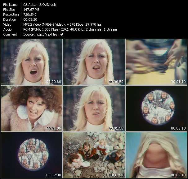 Abba music video Florenfile
