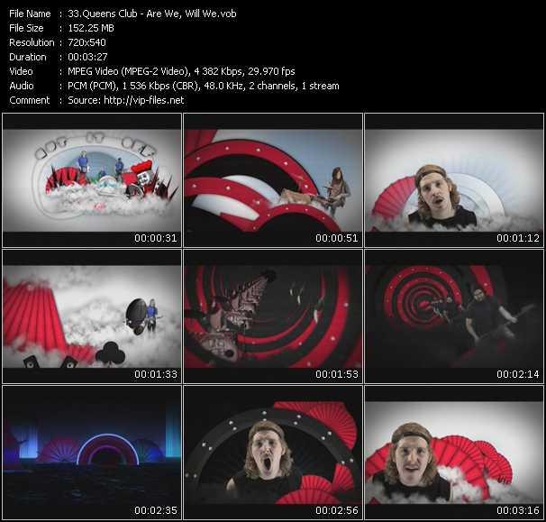 Queens Club music video Publish2