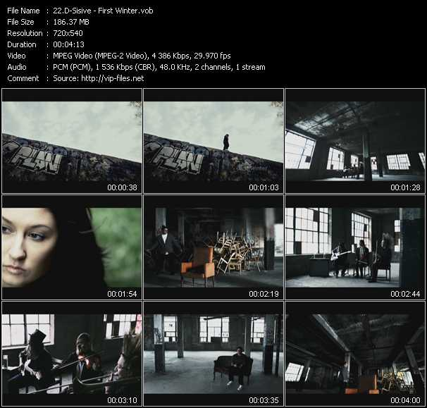 D-Sisive music video Publish2
