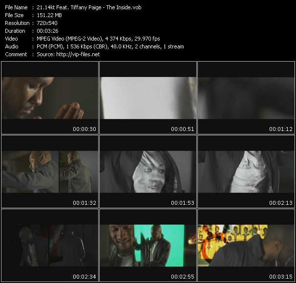 14kt Feat. Tiffany Paige music video Publish2