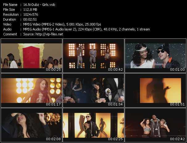 N-Dubz music video Publish2