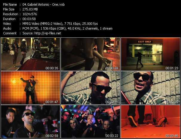 Gabriel Antonio video - One