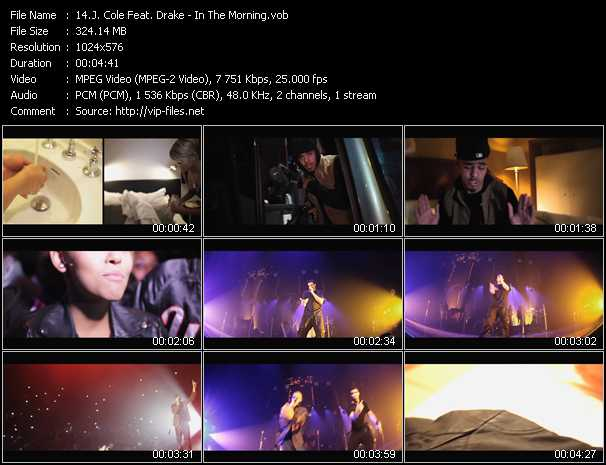 J. Cole Feat. Drake music video Publish2