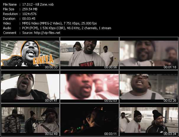 D12 video - Kill Zone