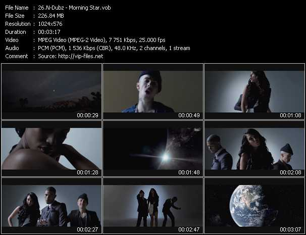 N-Dubz video - Morning Star