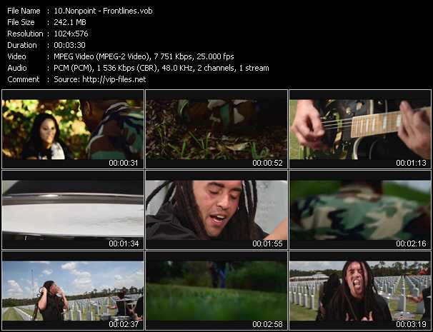 Nonpoint video - Frontlines